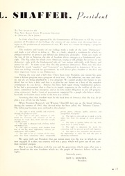 Page 15, 1942 Edition, Kean University - Memorabilia Yearbook (Newark, NJ) online yearbook collection