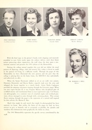 Page 13, 1943 Edition, Kean University - Memorabilia Yearbook (Newark, NJ) online yearbook collection