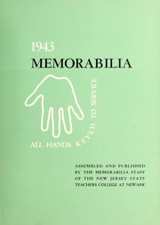 Page 7, 1943 Edition, Kean University - Memorabilia Yearbook (Newark, NJ) online yearbook collection