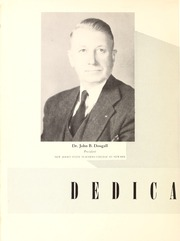 Page 12, 1946 Edition, Kean University - Memorabilia Yearbook (Newark, NJ) online yearbook collection