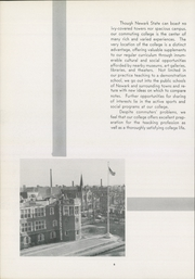Page 10, 1949 Edition, Kean University - Memorabilia Yearbook (Newark, NJ) online yearbook collection