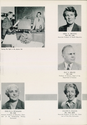 Page 17, 1949 Edition, Kean University - Memorabilia Yearbook (Newark, NJ) online yearbook collection