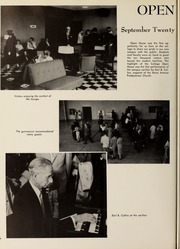 Page 10, 1959 Edition, Kean University - Memorabilia Yearbook (Newark, NJ) online yearbook collection