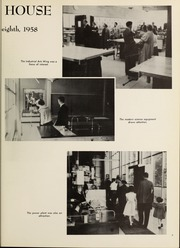 Page 11, 1959 Edition, Kean University - Memorabilia Yearbook (Newark, NJ) online yearbook collection