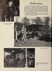 Page 12, 1959 Edition, Kean University - Memorabilia Yearbook (Newark, NJ) online yearbook collection