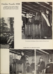 Page 13, 1959 Edition, Kean University - Memorabilia Yearbook (Newark, NJ) online yearbook collection