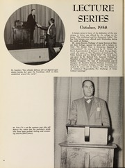 Page 14, 1959 Edition, Kean University - Memorabilia Yearbook (Newark, NJ) online yearbook collection