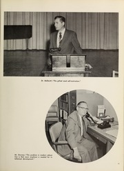 Page 15, 1959 Edition, Kean University - Memorabilia Yearbook (Newark, NJ) online yearbook collection