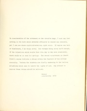 Page 3, 1970 Edition, Kean University - Memorabilia Yearbook (Newark, NJ) online yearbook collection