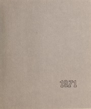 Page 3, 1971 Edition, Kean University - Memorabilia Yearbook (Newark, NJ) online yearbook collection