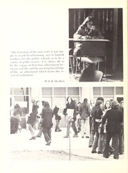 Page 6, 1972 Edition, Kean University - Memorabilia Yearbook (Newark, NJ) online yearbook collection