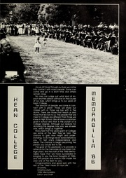 Page 5, 1986 Edition, Kean University - Memorabilia Yearbook (Newark, NJ) online yearbook collection