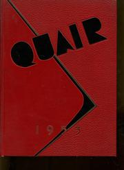 Page 1, 1953 Edition, Douglass College - Quair Yearbook (New Brunswick, NJ) online yearbook collection