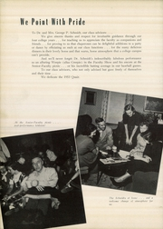 Page 10, 1953 Edition, Douglass College - Quair Yearbook (New Brunswick, NJ) online yearbook collection
