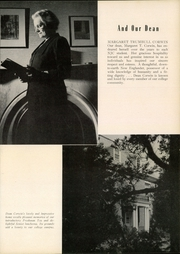 Page 13, 1953 Edition, Douglass College - Quair Yearbook (New Brunswick, NJ) online yearbook collection
