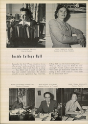 Page 14, 1953 Edition, Douglass College - Quair Yearbook (New Brunswick, NJ) online yearbook collection