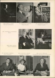 Page 15, 1953 Edition, Douglass College - Quair Yearbook (New Brunswick, NJ) online yearbook collection