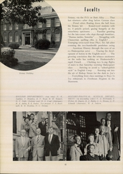 Page 16, 1953 Edition, Douglass College - Quair Yearbook (New Brunswick, NJ) online yearbook collection