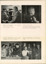 Page 17, 1953 Edition, Douglass College - Quair Yearbook (New Brunswick, NJ) online yearbook collection