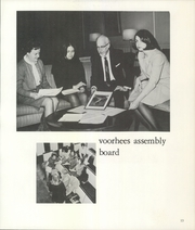 Page 17, 1969 Edition, Douglass College - Quair Yearbook (New Brunswick, NJ) online yearbook collection
