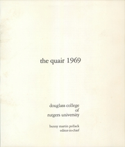 Page 5, 1969 Edition, Douglass College - Quair Yearbook (New Brunswick, NJ) online yearbook collection