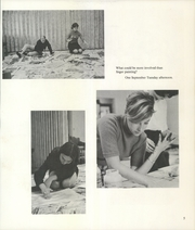 Page 9, 1969 Edition, Douglass College - Quair Yearbook (New Brunswick, NJ) online yearbook collection