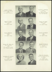 Page 11, 1951 Edition, Newark Academy - Polymnian Yearbook (Livingston, NJ) online yearbook collection