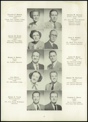 Page 12, 1951 Edition, Newark Academy - Polymnian Yearbook (Livingston, NJ) online yearbook collection