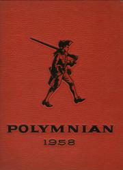 Newark Academy - Polymnian Yearbook (Livingston, NJ) online yearbook collection, 1958 Edition, Page 1
