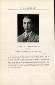Page 12, 1926 Edition, Carteret Academy - Carteret Yearbook (Orange, NJ) online yearbook collection