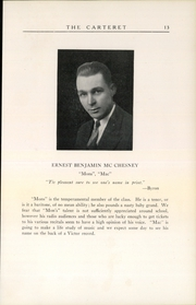 Page 15, 1926 Edition, Carteret Academy - Carteret Yearbook (Orange, NJ) online yearbook collection