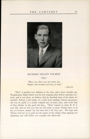 Page 17, 1926 Edition, Carteret Academy - Carteret Yearbook (Orange, NJ) online yearbook collection