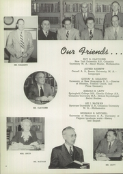 Page 10, 1951 Edition, Carteret Academy - Carteret Yearbook (Orange, NJ) online yearbook collection
