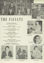 Page 11, 1951 Edition, Carteret Academy - Carteret Yearbook (Orange, NJ) online yearbook collection