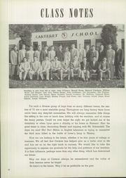 Page 14, 1951 Edition, Carteret Academy - Carteret Yearbook (Orange, NJ) online yearbook collection