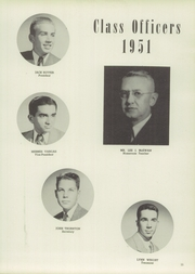 Page 15, 1951 Edition, Carteret Academy - Carteret Yearbook (Orange, NJ) online yearbook collection