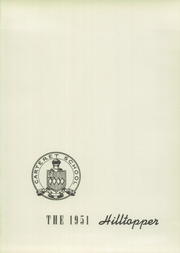 Page 5, 1951 Edition, Carteret Academy - Carteret Yearbook (Orange, NJ) online yearbook collection
