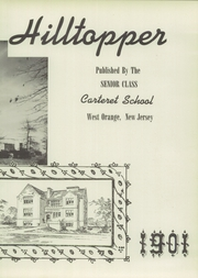 Page 7, 1951 Edition, Carteret Academy - Carteret Yearbook (Orange, NJ) online yearbook collection