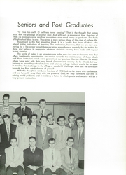 Page 17, 1958 Edition, Carteret Academy - Carteret Yearbook (Orange, NJ) online yearbook collection