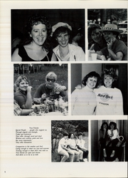 Page 10, 1987 Edition, Georgian Court University - Courtier Yearbook (Lakewood, NJ) online yearbook collection