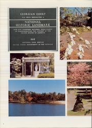 Page 8, 1987 Edition, Georgian Court University - Courtier Yearbook (Lakewood, NJ) online yearbook collection