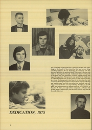 Page 6, 1975 Edition, Mercer County Community College - Viking Yearbook (West Windsor, NJ) online yearbook collection