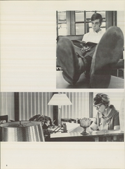 Page 10, 1969 Edition, Monmouth University - Shadows Yearbook (West Long Branch, NJ) online yearbook collection
