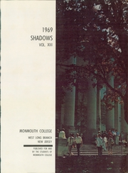 Page 3, 1969 Edition, Monmouth University - Shadows Yearbook (West Long Branch, NJ) online yearbook collection