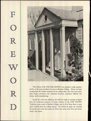 Page 8, 1948 Edition, Brothers College at Drew University - Oak Leaves Yearbook (Madison, NJ) online yearbook collection