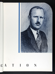 Page 11, 1937 Edition, Rider University - Shadow Yearbook (Lawrenceville, NJ) online yearbook collection