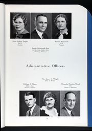 Page 17, 1937 Edition, Rider University - Shadow Yearbook (Lawrenceville, NJ) online yearbook collection