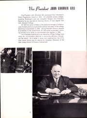 Page 13, 1948 Edition, Rider University - Shadow Yearbook (Lawrenceville, NJ) online yearbook collection