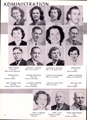 Page 15, 1950 Edition, Rider University - Shadow Yearbook (Lawrenceville, NJ) online yearbook collection