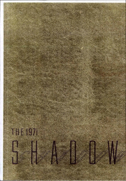 Page 1, 1971 Edition, Rider University - Shadow Yearbook (Lawrenceville, NJ) online yearbook collection